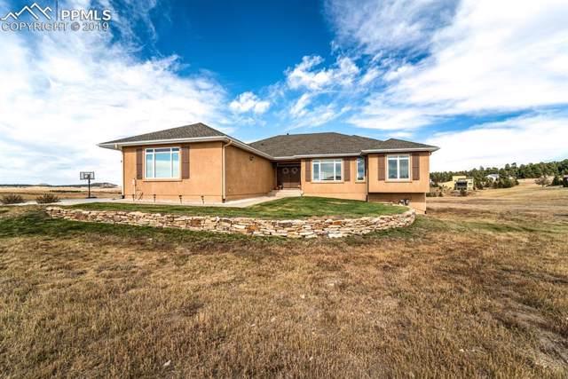 19519 Glen Shadows Drive, Colorado Springs, CO 80908 (#7037863) :: 8z Real Estate