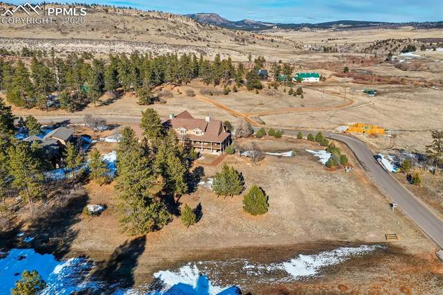 8370 Bannock Road, Larkspur, CO 80118 (#7072211) :: Compass Colorado Realty