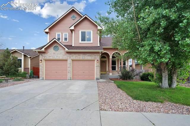 7347 Legend Hill Drive, Colorado Springs, CO 80923 (#7085930) :: Hudson Stonegate Team