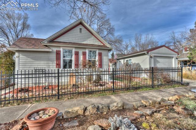 12 S 13th Street, Colorado Springs, CO 80904 (#7095495) :: Venterra Real Estate LLC