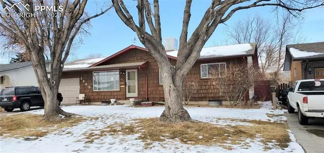 3809 Brookfield Lane, Pueblo, CO 81005 (#7102340) :: The Kibler Group