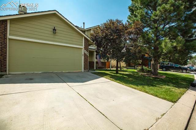 15140 Chelmsford Street, Colorado Springs, CO 80921 (#7102881) :: The Dixon Group