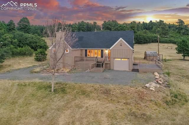 1052 Yarnell Drive, Larkspur, CO 80118 (#7116243) :: 8z Real Estate