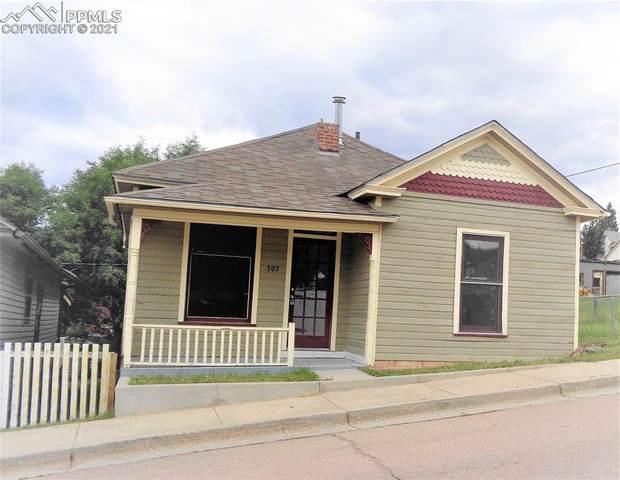 307 N Fourth Street, Cripple Creek, CO 80813 (#7145294) :: Dream Big Home Team | Keller Williams