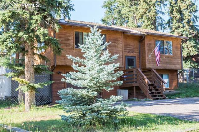 109 E Chester Avenue, Woodland Park, CO 80863 (#7166121) :: Tommy Daly Home Team
