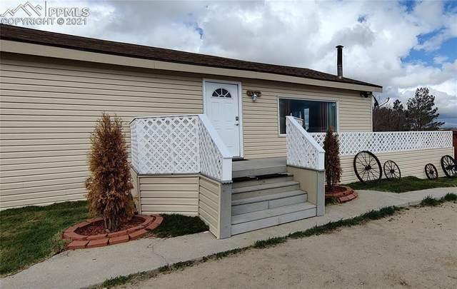 1495 N Yoder Road, Yoder, CO 80864 (#7174915) :: 8z Real Estate