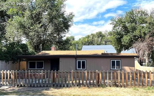 3130 Pennsylvania Avenue, Colorado Springs, CO 80907 (#7177300) :: The Kibler Group