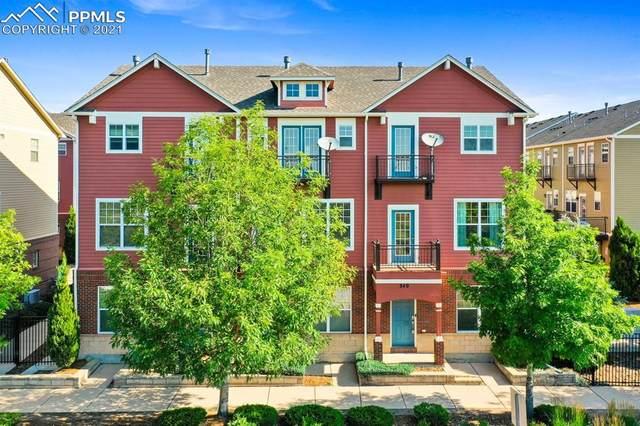 340 E Fountain Boulevard, Colorado Springs, CO 80903 (#7185452) :: Venterra Real Estate LLC