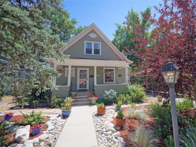 835 E Boulder Street, Colorado Springs, CO 80903 (#7226734) :: CENTURY 21 Curbow Realty