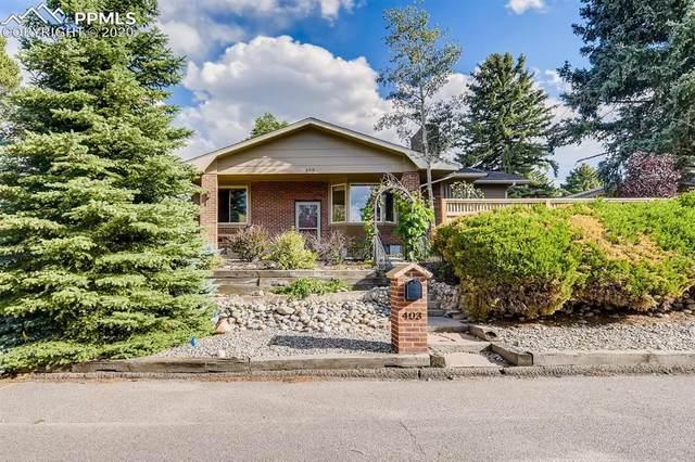 403 Pine Avenue, Colorado Springs, CO 80906 (#7235207) :: Finch & Gable Real Estate Co.