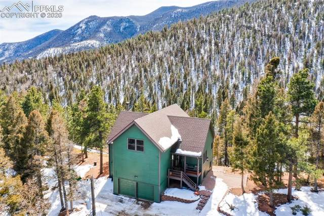 6215 O Be Joyful Point, Manitou Springs, CO 80829 (#7238326) :: Action Team Realty