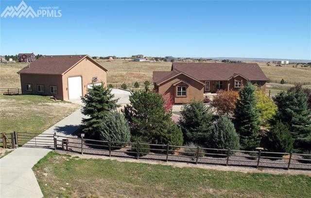 11555 Sir Galahad Drive, Colorado Springs, CO 80908 (#7250200) :: The Treasure Davis Team