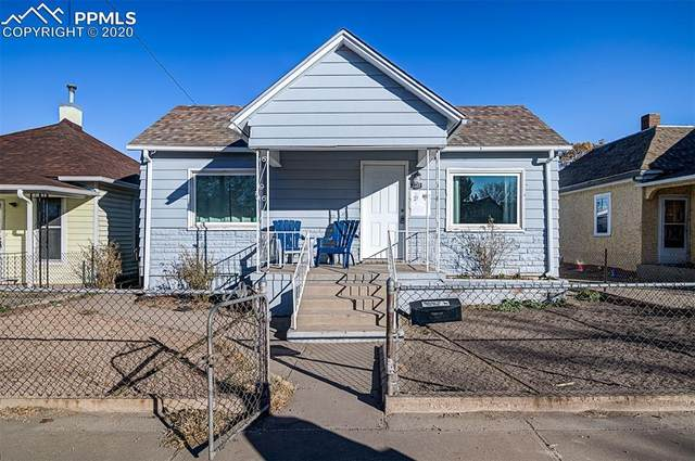 1322 Spruce Street, Pueblo, CO 81004 (#7257066) :: Action Team Realty