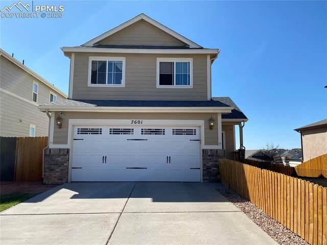 7601 Duck Hawk Place, Fountain, CO 80817 (#7257479) :: Venterra Real Estate LLC