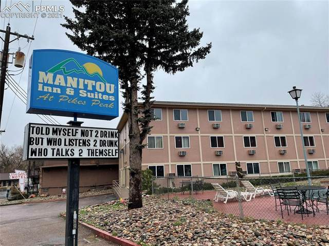 229 Manitou Avenue, Manitou Springs, CO 80829 (#7259167) :: The Artisan Group at Keller Williams Premier Realty