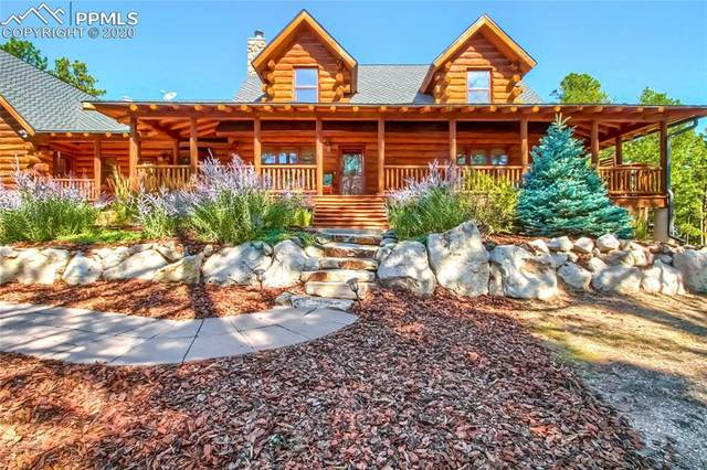 11511 E Palmer Divide Avenue, Larkspur, CO 80118 (#7273355) :: 8z Real Estate