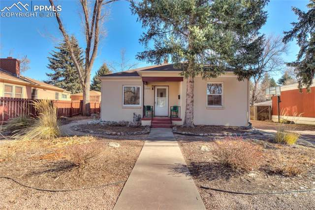 1329 N Franklin Street, Colorado Springs, CO 80903 (#7284350) :: The Treasure Davis Team