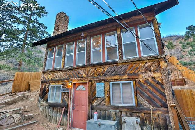 11250 Belvidere Drive, Green Mountain Falls, CO 80819 (#7295584) :: Action Team Realty