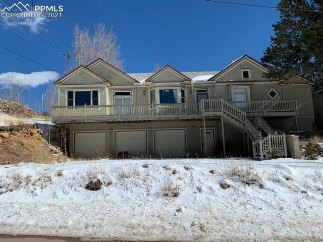 132 Hayden Street, Cripple Creek, CO 80813 (#7312436) :: Realty ONE Group Five Star
