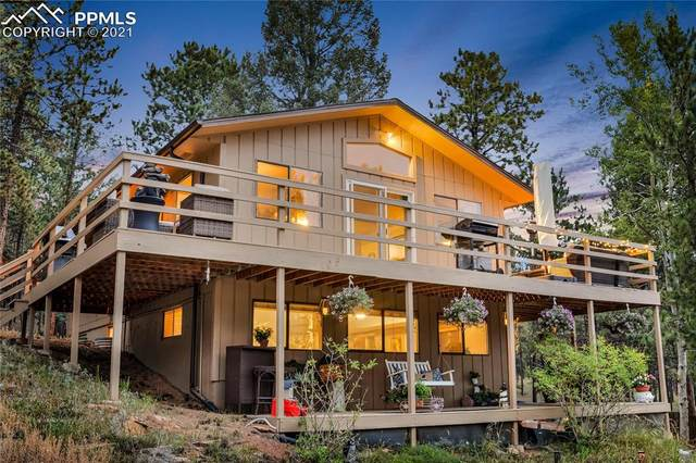 105 Summer Haven Drive, Woodland Park, CO 80863 (#7322281) :: Action Team Realty