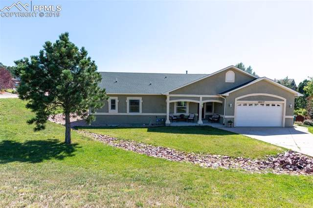 1607 Plowman Drive, Monument, CO 80132 (#7333763) :: 8z Real Estate