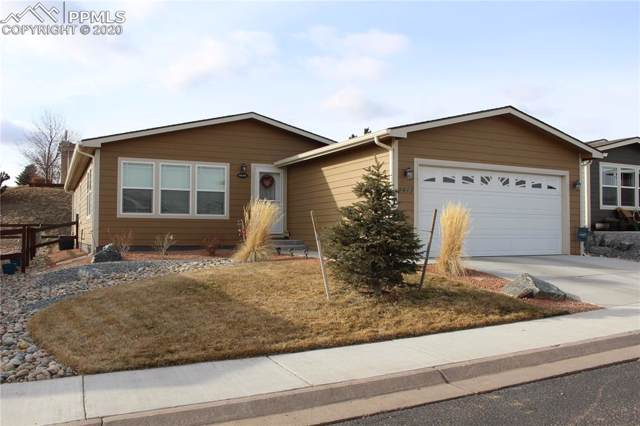 4413 Gray Fox Heights, Colorado Springs, CO 80922 (#7343501) :: Action Team Realty