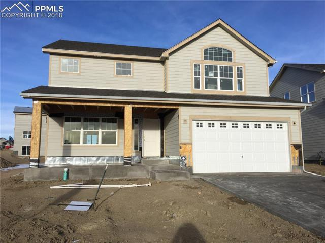 10004 Exeter Trail, Peyton, CO 80831 (#7370098) :: Action Team Realty