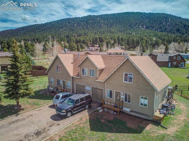 625 Forest Edge Road, Woodland Park, CO 80863 (#7383422) :: Fisk Team, RE/MAX Properties, Inc.