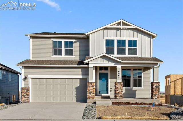 9969 Morning Vista Drive, Peyton, CO 80831 (#7407504) :: Fisk Team, RE/MAX Properties, Inc.