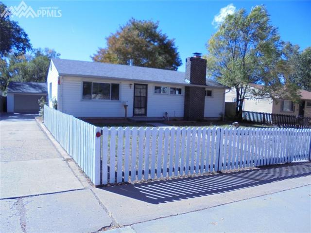 2828 N Circle Drive, Colorado Springs, CO 80909 (#7408240) :: 8z Real Estate