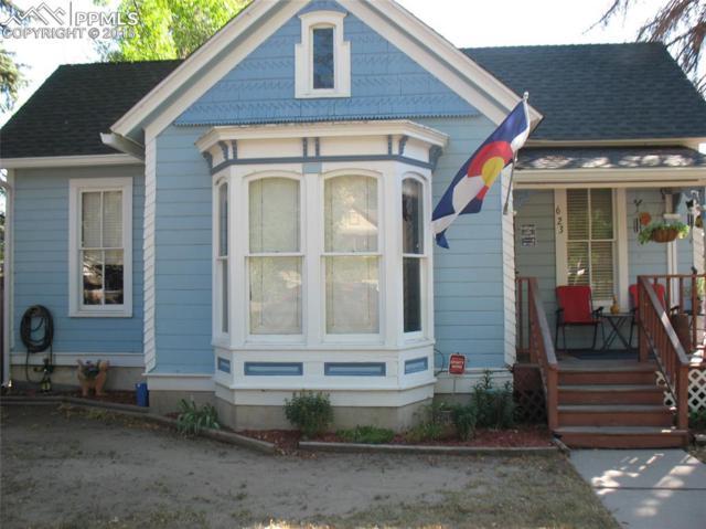 623 N Corona Street, Colorado Springs, CO 80903 (#7425792) :: Colorado Home Finder Realty