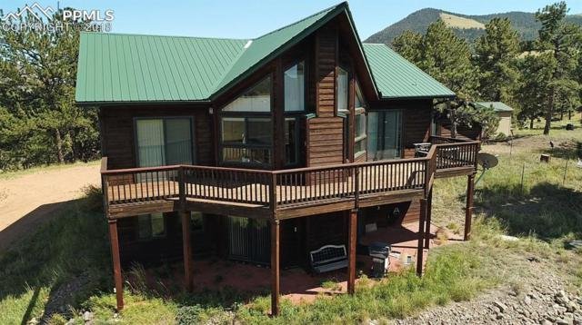 7858 County 102 Road, Guffey, CO 80820 (#7448920) :: Action Team Realty