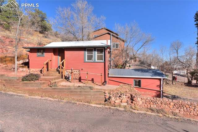 107 Pinon Lane, Manitou Springs, CO 80829 (#7462973) :: Tommy Daly Home Team