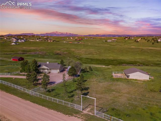 7320 Wilderness Drive, Colorado Springs, CO 80908 (#7464150) :: Action Team Realty