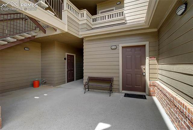 12822 Ironstone Way #104, Parker, CO 80134 (#7512228) :: The Kibler Group