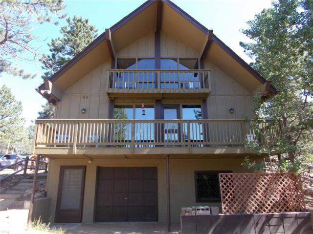 91 Alpine Road, Woodland Park, CO 80863 (#7517031) :: The Hunstiger Team