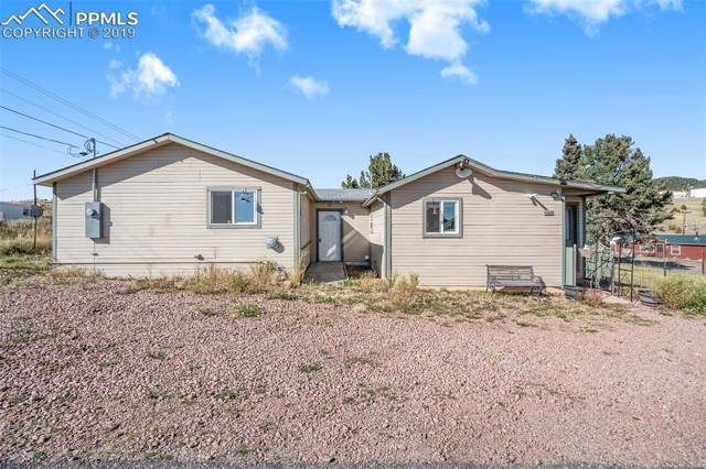 109 W Pikes Peak Avenue, Cripple Creek, CO 80813 (#7519649) :: The Treasure Davis Team