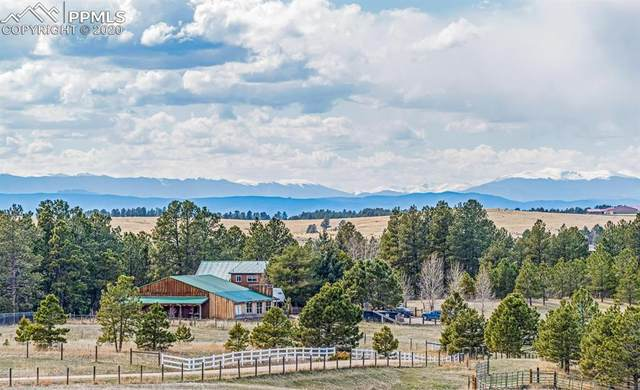 1524 Bluebird Trail, Elizabeth, CO 80107 (#7529487) :: Finch & Gable Real Estate Co.