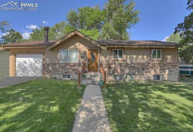 1234 Baylor Drive, Colorado Springs, CO 80909 (#7548380) :: The Treasure Davis Team