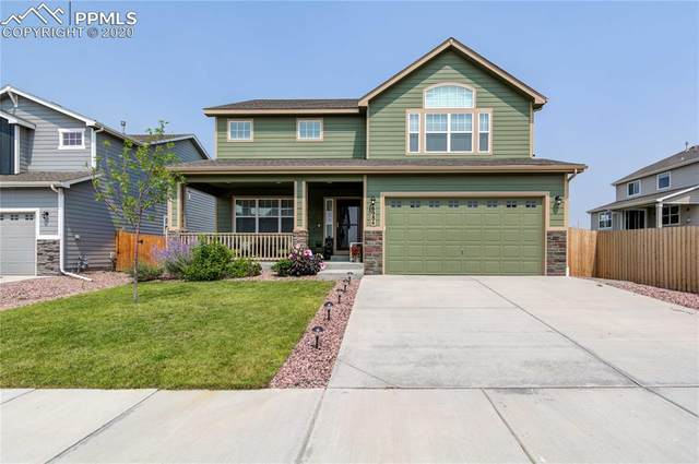 6984 Edmondstown Drive, Colorado Springs, CO 80923 (#7557919) :: The Daniels Team