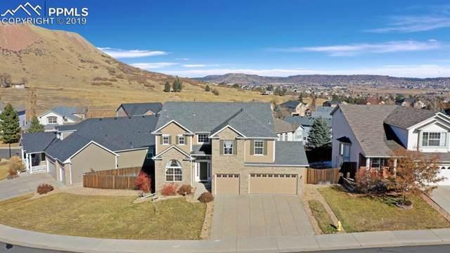1881 Overton Drive, Castle Rock, CO 80109 (#7567073) :: CC Signature Group