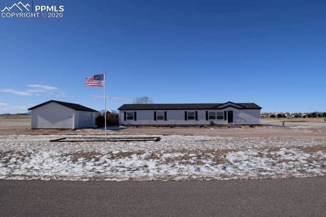 5860 Oil Baron Drive, Peyton, CO 80831 (#7570000) :: The Daniels Team