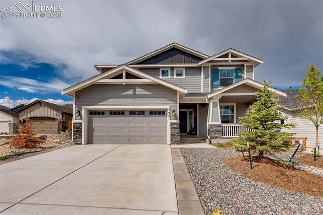 15951 Lake Mist Drive, Monument, CO 80132 (#7574197) :: The Daniels Team