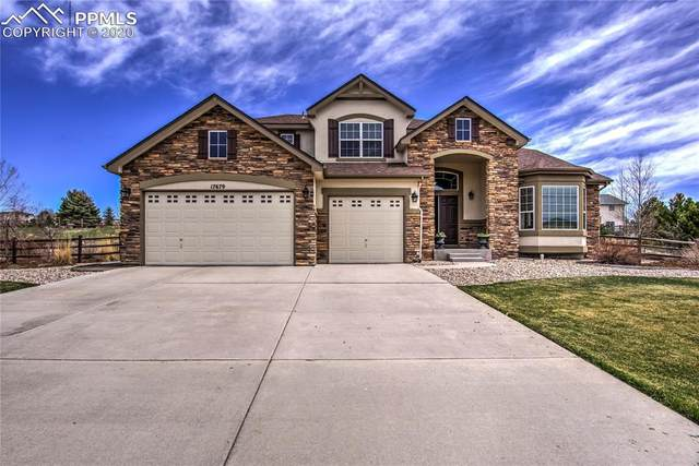 17679 White Marble Drive, Monument, CO 80132 (#7577323) :: 8z Real Estate