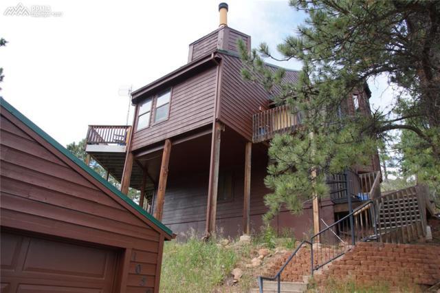 1058 Ponderosa Way, Woodland Park, CO 80863 (#7598537) :: 8z Real Estate