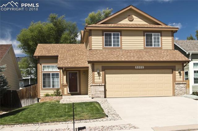 5002 Ardley Drive, Colorado Springs, CO 80922 (#7640501) :: Jason Daniels & Associates at RE/MAX Millennium