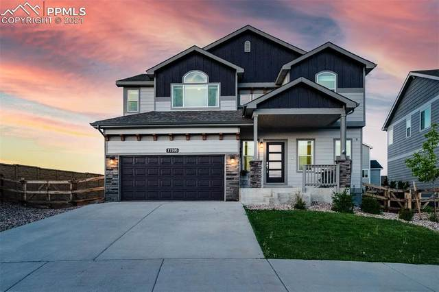 17995 White Marble Drive, Monument, CO 80132 (#7651165) :: The Treasure Davis Team | eXp Realty