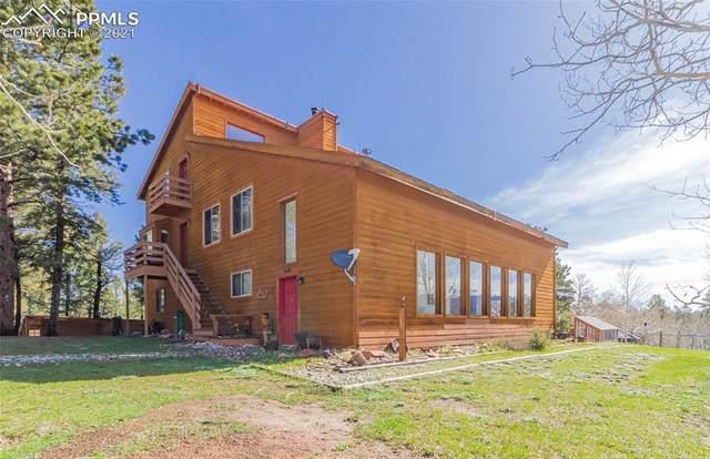 645 High Road, Divide, CO 80814 (#7652202) :: Dream Big Home Team | Keller Williams