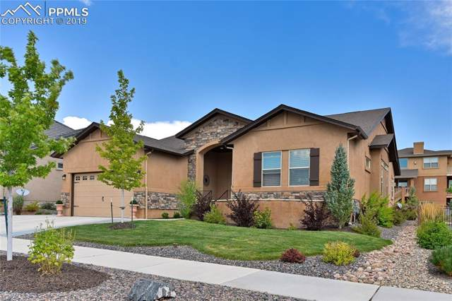1429 Yellow Tail Drive, Colorado Springs, CO 80921 (#7659721) :: Action Team Realty