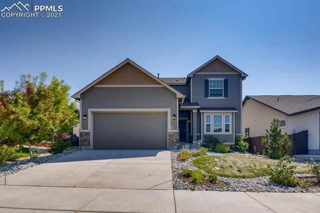 10901 Echo Canyon Drive, Colorado Springs, CO 80908 (#7676151) :: Venterra Real Estate LLC